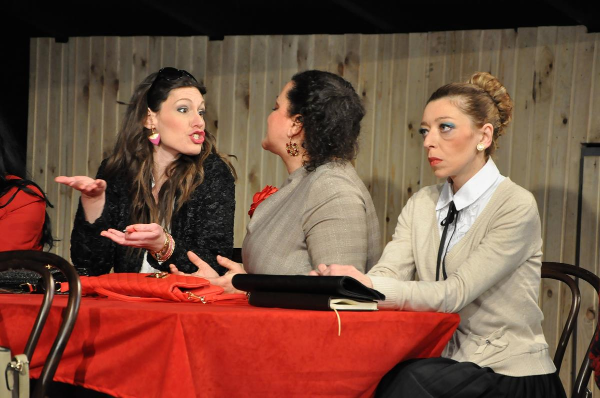 12 gnevnih žena – Narodno pozorište Niš